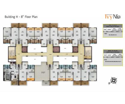 Building H - 8th Floor